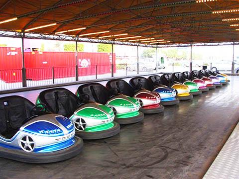 Аттракцион Бамперные Машинки купить для парка
