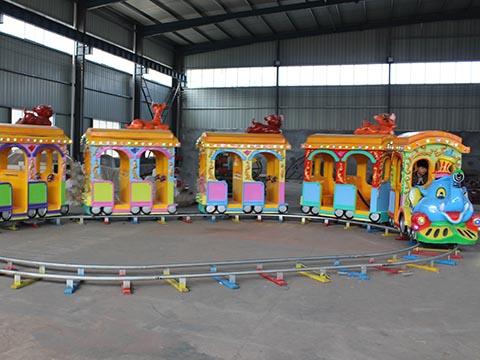 Beston Аттракцион Паровозик на Рельсах BNPC-18B купить из китая