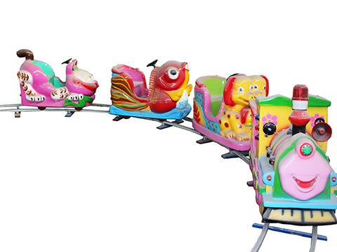 купить аттракцион поезд для детей