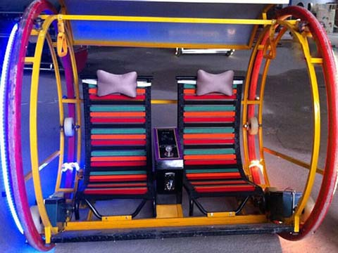 Beston аттракцион кресло каталка BNLB-2E купить из китая