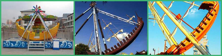купить пиратский корабль для парка