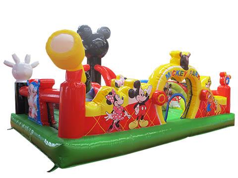 надувной игровой центр для детей