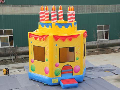 надувные игровые комплексы для детей
