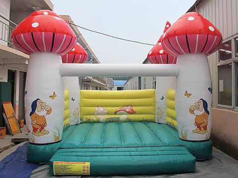 надувной замок для детей купить