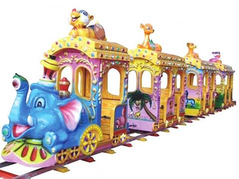 купить аттракцион детская железная дорога