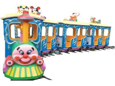 Аттракцион сказочный поезд продажа