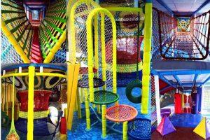 игровые комнаты/детский лабиринт