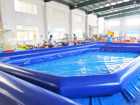 Надувной бассейн детский