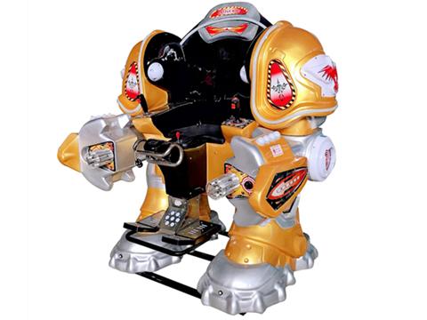 аттракцион робот для детей