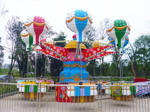 аттракцион самба шар для детей