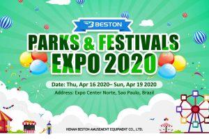 Parks & Festivals Expo 2020