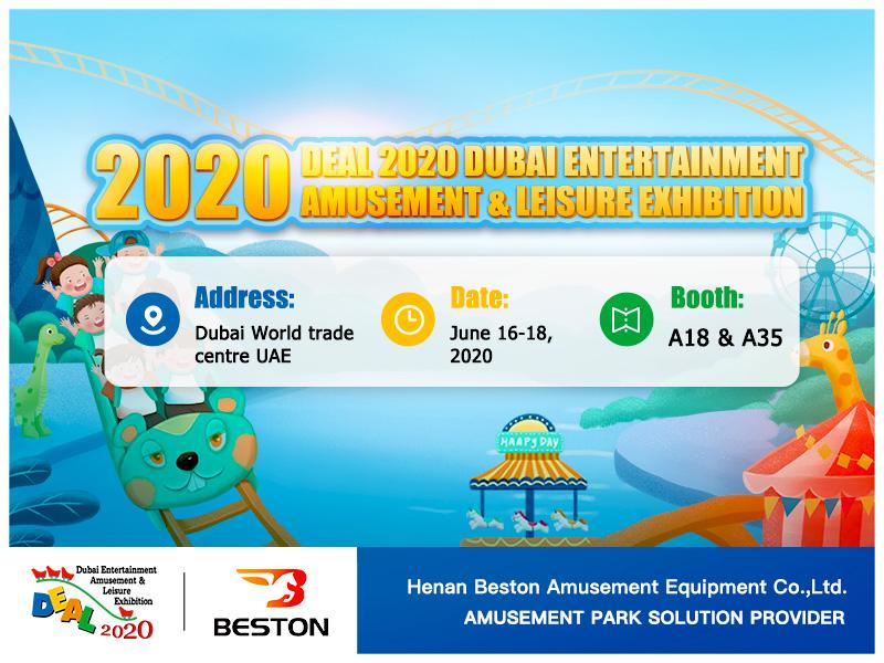 DEAL 2020 Dubai Entertainment Amusement & Leisure Exhibition