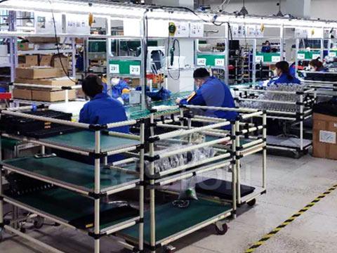 Аппараты ИВЛ для неинвазивной на завод
