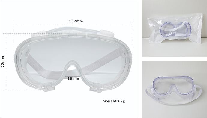 Очки защитные медицинские