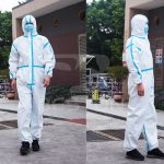 Защитный костюм от вируса