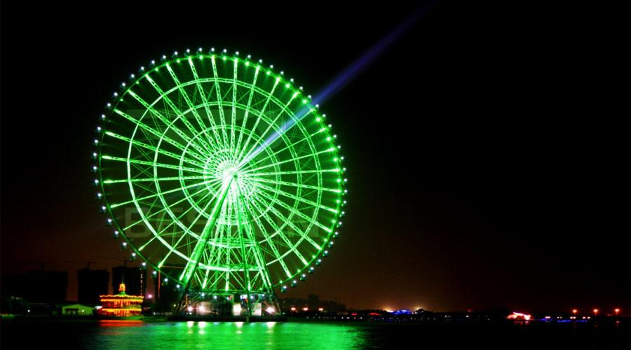 Аттракцион колесо обозрения 120м купить