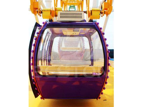 Аттракцион колесо обозрения 120м цена
