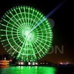 Купить аттракцион колесо обозрения 120м