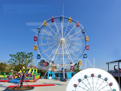 Купить 30-метровое колесо обозрения