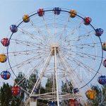 Купить аттракцион колесо обозрения 30 метров