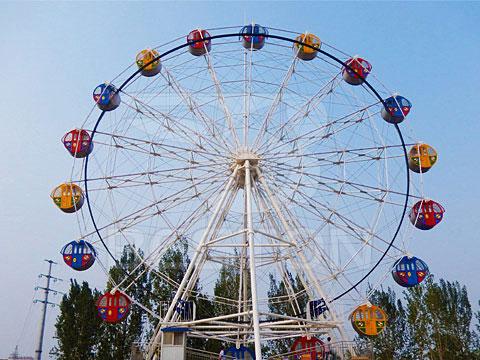 Купить колесо обозрения 30 метров