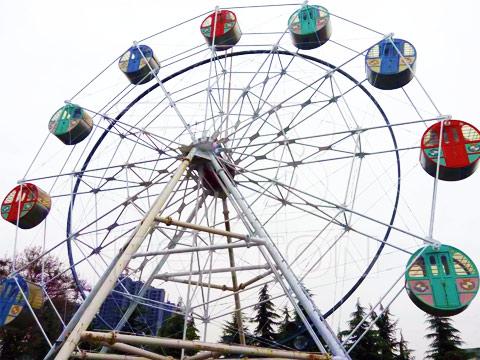 Аттракцион колесо обозрения