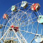 Купить аттракцион колесо обозрения 20м