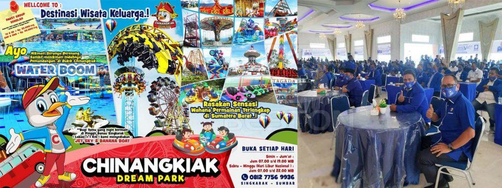 Парки развлечений в Индонезии