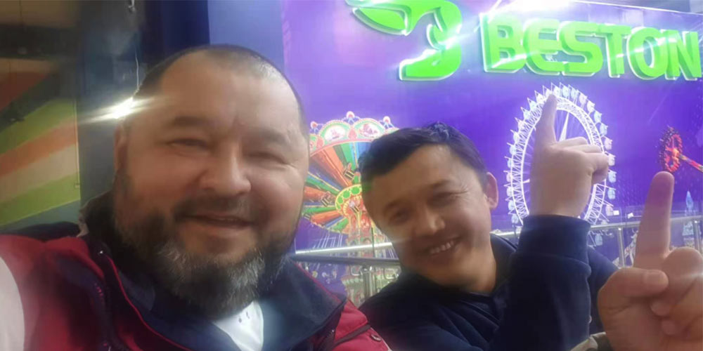 Заказчики из Кыргызстана