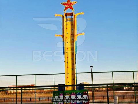 Beston Аттракцион прыгающая лягушка в Казахстане