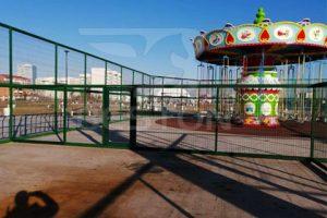 Beston Аттракцион цепочная карусель в Казахстане