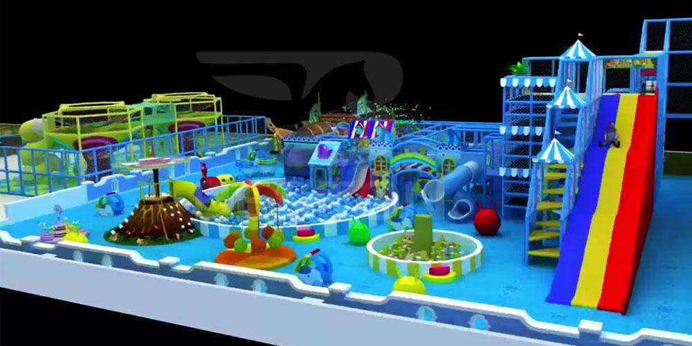 Детские игровые комнаты