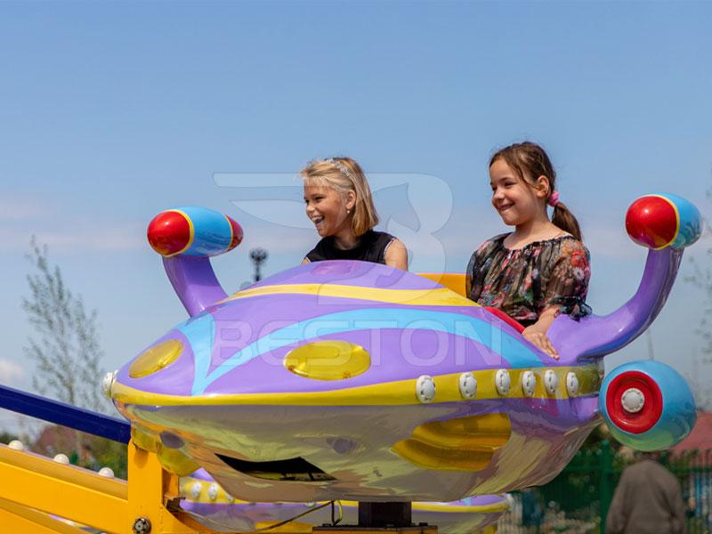 Аттракцион полёт для детей
