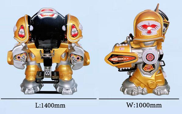 аттракцион робот купить